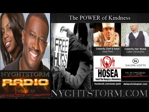 NYGHTSTORM RADIO: The POWER of Kindness with Sean Peek & Dallas Christopher