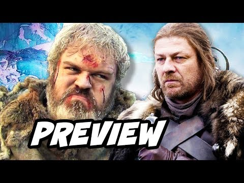 Game Of Thrones Season 8 New White Walkers Preview And