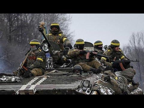 اوكرانيا: قصف كراماتورسك والانفصاليون يقتربون من تطويق ديبالتسيف