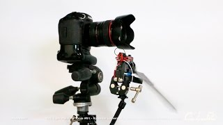 DIY Light Painting Tools #01 - External RC camara shutter / Tapado de cámara por RC