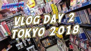Day 2 Hard Off, Book Off & Super Potato Ikebukero Tokyo VLOG | Retro Gamer Girl