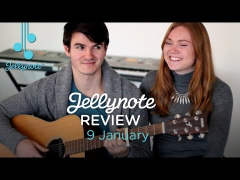 Tips to play Set Fire to the Rain and Someone Like You by Adele - Jellynote Review 09.01.17