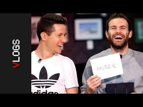 MOST LIKELY TO with Ander Herrera | Juan Mata
