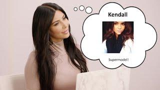 Kim Kardashian's Letter to Her Future Self | Glamour Cover Star