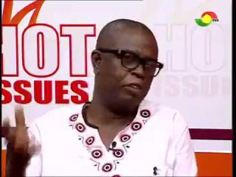 Kwesi Pratt interviews Daniel Fennell - PR Counsellor of US Embassy in Accra
