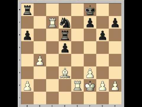 Bobby Fischer's last barrier to a title match