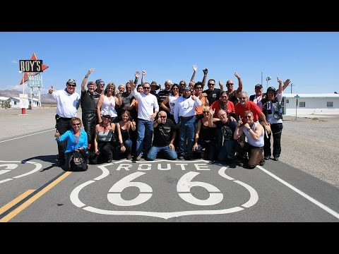 Route 66 - a Reuthers Harley-Davidson Motorcycle Tour