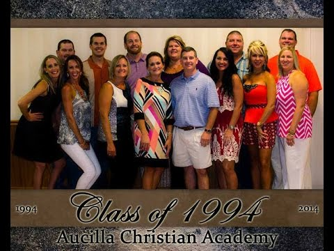 Aucilla Christian Academy 1993/1994 Reunion Slideshow - 08/11/2014