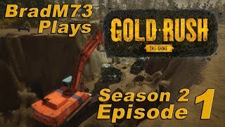 GOLD RUSH: THE GAME - PC Gameplay - Season 2 - Episode 1 - Starting the Season 2 Update!