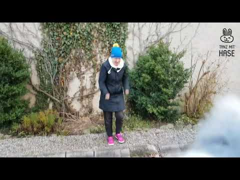 Лучшие Уроки Танцев Для Начинающих || Tanz mit Hase - Шафл - Shuffle || Урок 5
