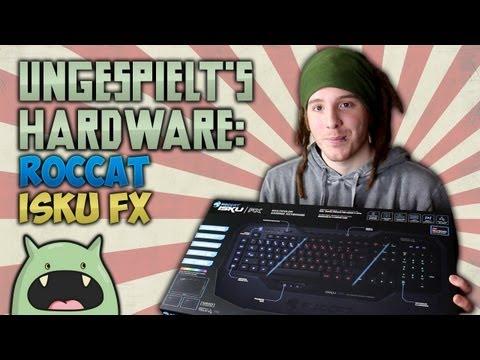 Meine Hardware: ROCCAT Isku FX Review   ungespielt