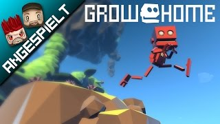 Angespielt: Grow Home [FullHD] [deutsch]