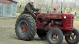 almost deadly tractor roll over