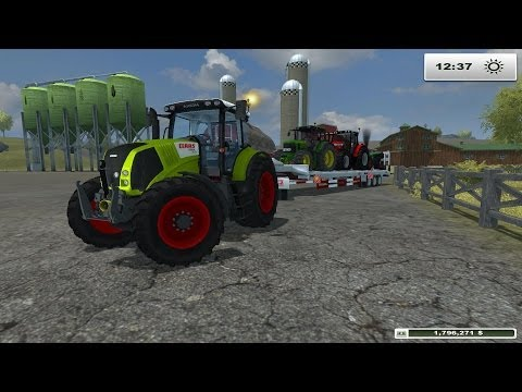 Farming Simulator 2013: More Realistic Mod Spotlight #8 NEED MORE POWER!