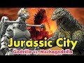 Jurassic City   Godzilla Vs Mechagodzilla Full Movie | Latest Hollywood Hindi Dubbed Movie