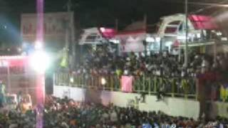 Haiti Kanaval Sweet Micky Singing Carimi Azibido