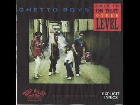 The Geto Boys - Read These Nikes