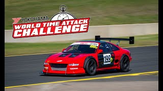 World Time Attack Challenge 2019 - Open Class Toyota MR2 Feature