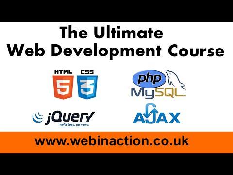 Introducing XAMPP: AJAX-Powered Dynamic Website Development Course