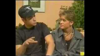 Take That - TVAM Interview Mark and Robbie -1992