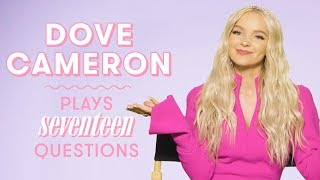 Dove Cameron Talks Descendants, Boyfriend Thomas Doherty, and More | 17 Questions