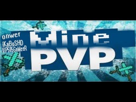 اعلان عن سيرفر ماين بي في بي Server Mine PvP