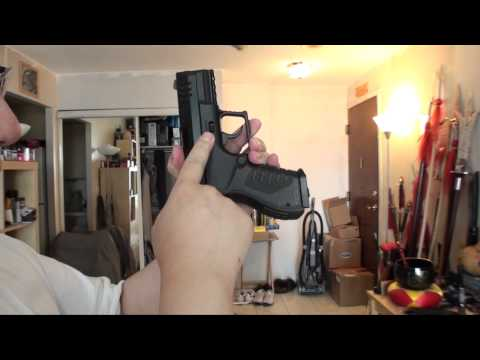 Umarex XBG BB Pistol - Shooting Power Test Review