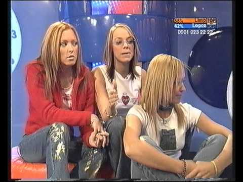 TOTP First interview with Jenny Atomic Kitten