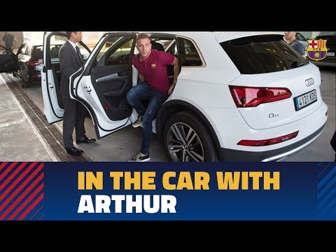 Arthur's most personal interview
