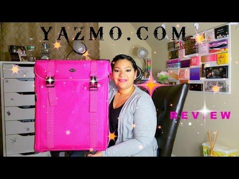 Review yazmo.com seya train case