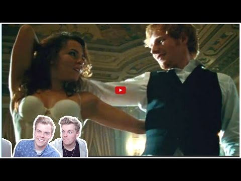 Ed Sheeran - Thinking Out Loud [Official Video] Reaction | NikiNSammy