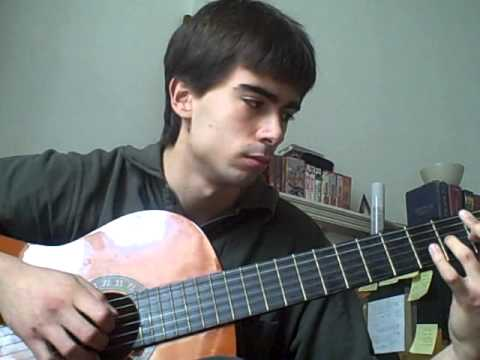 Milongita - Jaime. M. Zenamon - Classical guitar