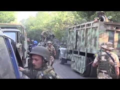 Ukraine War News : Putin Meets Poroshenko - Russian Incursions