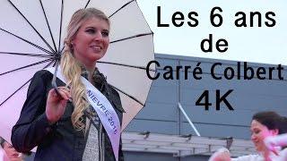 L' anniversaire des 1 an du Centre Commercial Carré Colbert à Nevers en 4K - UHD - 2016
