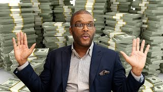 How rich is Tyler Perry ?  The richest star in Hollywood 2018