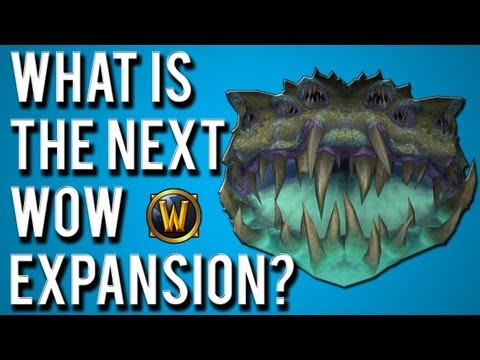 What is the next WoW expansion after Mists of Pandaria?