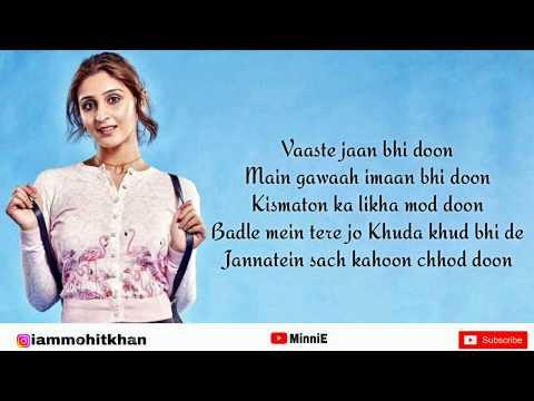 Download Lagu  Vaaste Full Song With s Dhvani Bhanushali | Nikhil D'Souza Mp3 Free