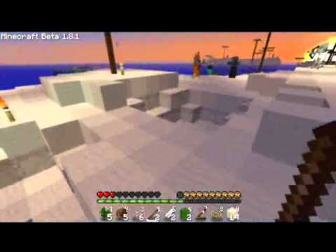 Minecraft Super Hostile 9 Sunburn Islands - Part 11:
