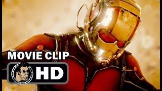 ANT-MAN Movie Clip - Subatomic (2015) Paul Rudd Marvel Superhero Movie HD