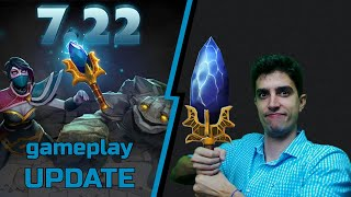 Patch 7.22 Cetro de Aghanim para todos - Gameplay Update