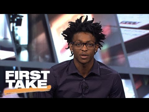 De'Aaron Fox Joins First Take   First Take   June 19, 2017