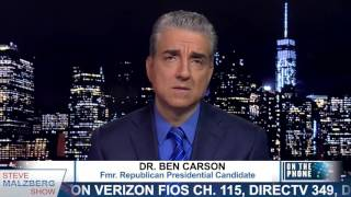 Malzberg | Carson To Be In Trump Administration, Won't Say If It's Cabinet Position
