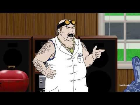 Redskins Vs. Cowboys (2014 Season, Ep 8) | Carl's Lock | Adult Swim