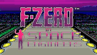 F Zero Tournament - Race 4 | Nidd Events | Space Engineers