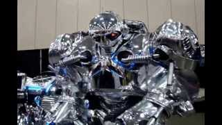 Americas Got Talent 2013 KING ROBOTA World