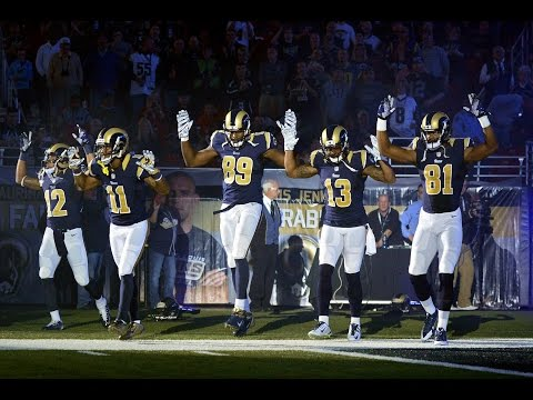 Police Group Demand NFL Punish St. Louis Rams Over