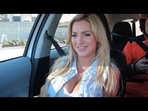 High Tech Car with Jordan Carver