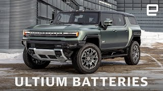 The Hummer EV will use a revolutionary new battery system