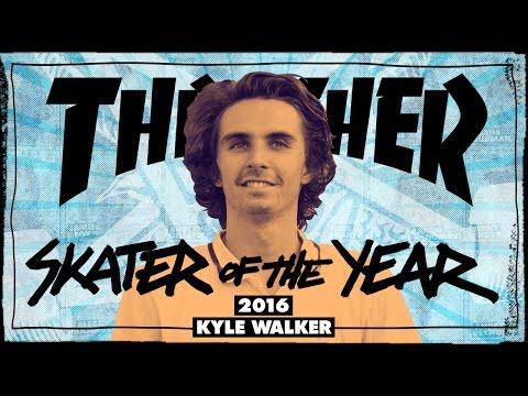 SOTY 2016: Kyle Walker