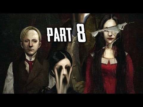 The Evil Within Walkthrough Gameplay Part 8 - Invisible Haunted (PS4)